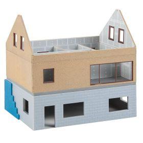 Faller 130559 H0 Huis in aanbouw