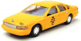 Busch H0 Chevrolet Caprise 'Yellow Cab'