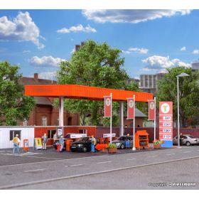 Kibri 38705 H0 Onbemand tankstation