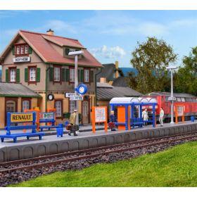 Kibri 39558 H0 perron Hofheim