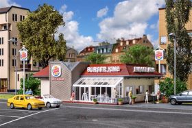 Vollmer 43632 H0 Restaurant Burger King