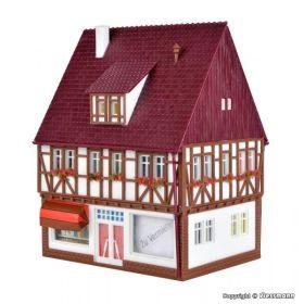 Vollmer 43669 H0 Boekenwinkel Bahnhofstrasse 9