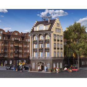 Vollmer 43772 H0 Hotel Stadspand