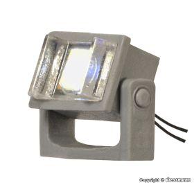 Viessmann 6338 H0 Spotlicht LED wit