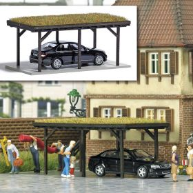Busch 1482 H0 Carport