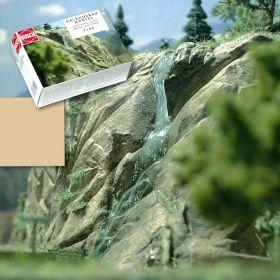 Busch 7193 H0 Landschaps mortel zandkleur