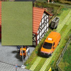 Busch 7430 H0 Grasrooster 3D
