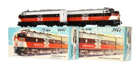 Märklin 3062/4062 H0 Tweedelige F7 'New Haven'