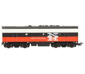 Märklin 4062 H0 Tussenrijtuig Typ EMD F7 B-Unit New Haven
