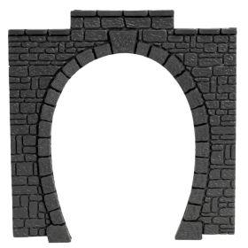 Noch 60010 H0 Twee enkelsporige tunnelportalen