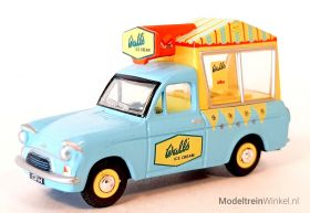 Oxford Diecast H0 Ford Anglia 'Wall's Ice Cream'