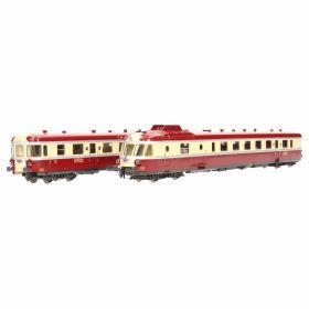 Roco 63079 H0 Tweedelig treinstel X 2778 & XR 7775 van de SNCF