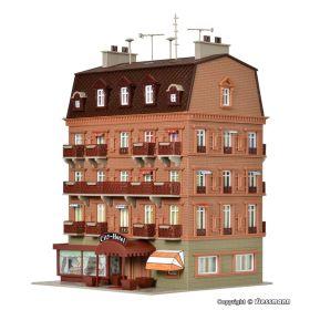 Vollmer 43782 H0 Stadshotel inclusief led verlichting