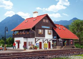 Vollmer 49050 H0 Station Berwang