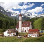 Vollmer 42080 H0 Set Alpendorp