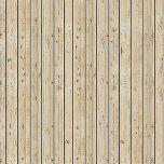 Busch 7419 H0 houtpatroon 2 stuks - 210 x 148 mm