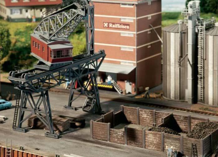 Faller Industrie & Fabrieken