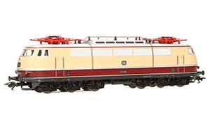 Märklin elektrische locomotieven