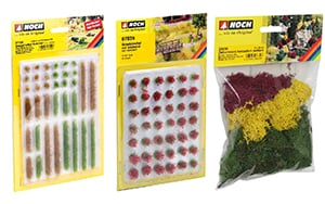 Noch Graspollen & Begroeiing
