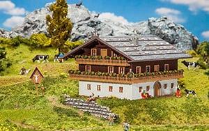Faller Zwitsers & Alpen
