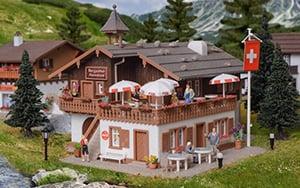 Vollmer Zwiters en Alpen