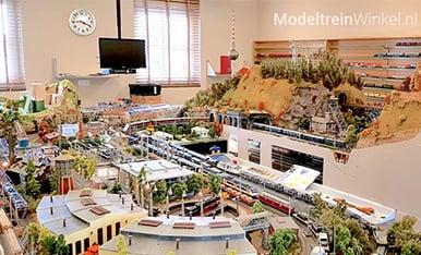Uw modeltreinverzameling verkopen aan ModeltreinWinkel.nl