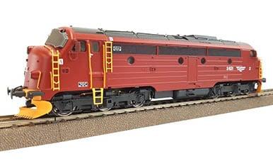 Locomotieven gelijkstroom